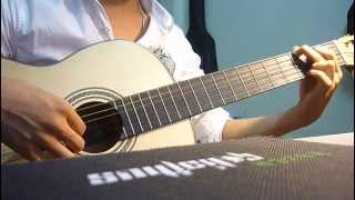 Tây Vương Nữ Quốc - Guitar solo