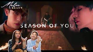 Download lagu MV Mew Suppasit - Season of You (ทุกฤดู) Reaction [THAI]   Malee React