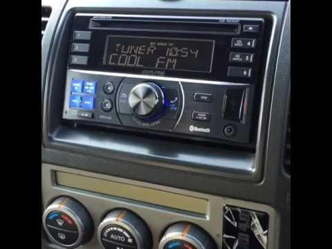 alpine cde w235bt update car electronics nottingham doovi. Black Bedroom Furniture Sets. Home Design Ideas