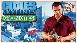 Играем в GTA внутри Cities Skylines. Как управлять пешеходом
