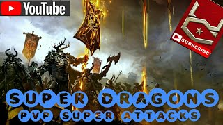 War commander game  #1 |BEST PVP ATTACK | BY DRAGONHEART |  #SUPERDRAGONS