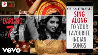 Darling - 7 Khoon Maaf Official Bollywood Lyrics Usha Uthup Rekha Bhardwaj