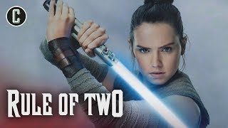 Lightsabers: Are They Misunderstood in the Star Wars Sequels? - Rule of Two