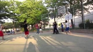 1)5on5名古屋市中川区露橋公園2015.5.27(水)DIPJAM BASKETBALL CLUB