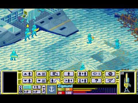 прохождение the xcom игры deep from terror