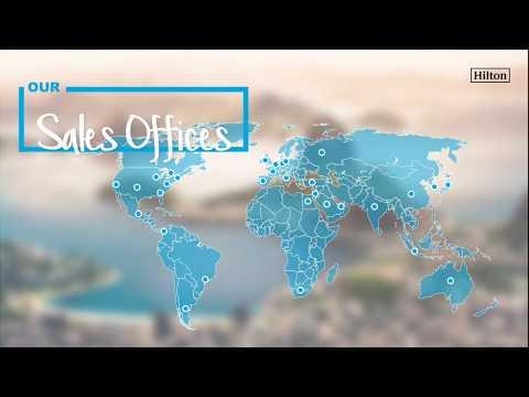 Hilton Worldwide Sales Presentation by INSCALE