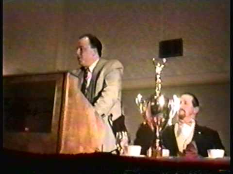Terry Funk Banquet  Part 13  John Finnegan & Jim Molineaux