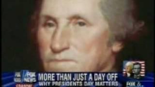 Presidents Day - Doug Wead