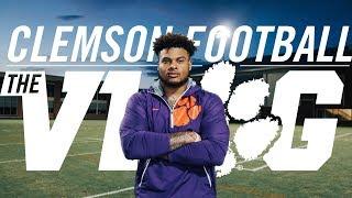 Clemson Football || The Vlog (Season 3, Ep 8)