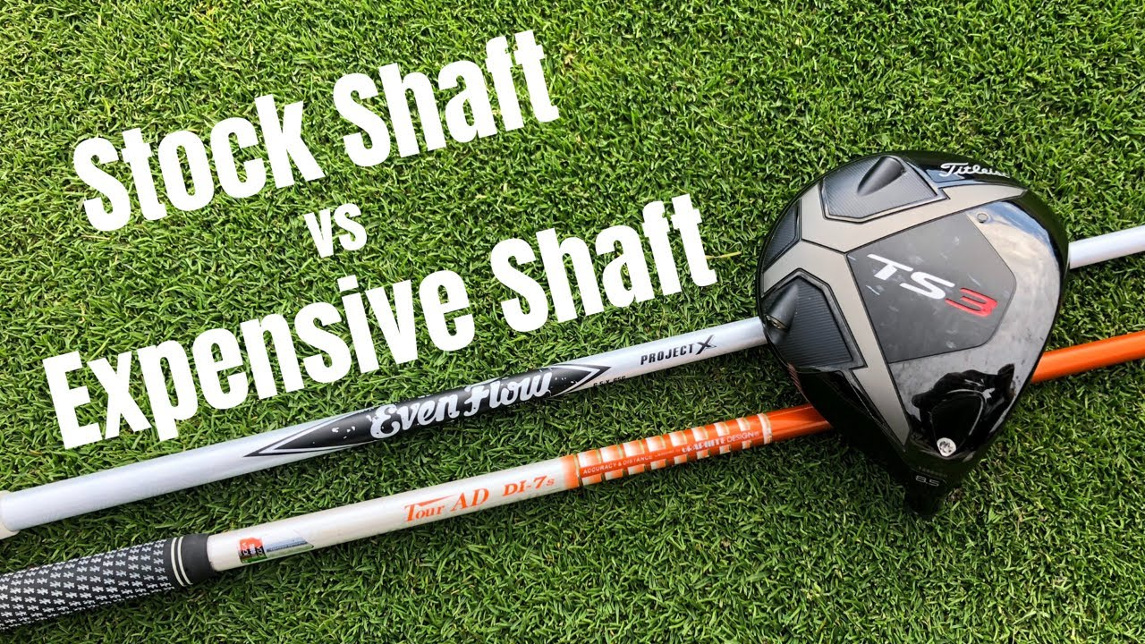 best golf driver shafts 2018