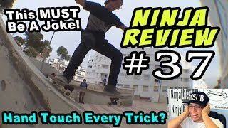 Ninja Review #37: Hand Drag World Record? Don't Trust Gorka