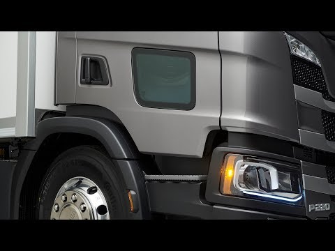 Scania Urban: Changing the future of transport