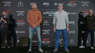 UFC Стокгольм: Стердауны