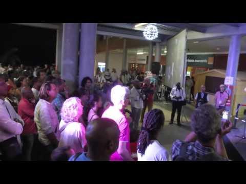 Jean-Luc Mélenchon : Gosier en Guadeloupe