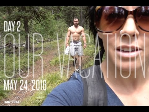 Full day in the wild with Rob! 5.24.16