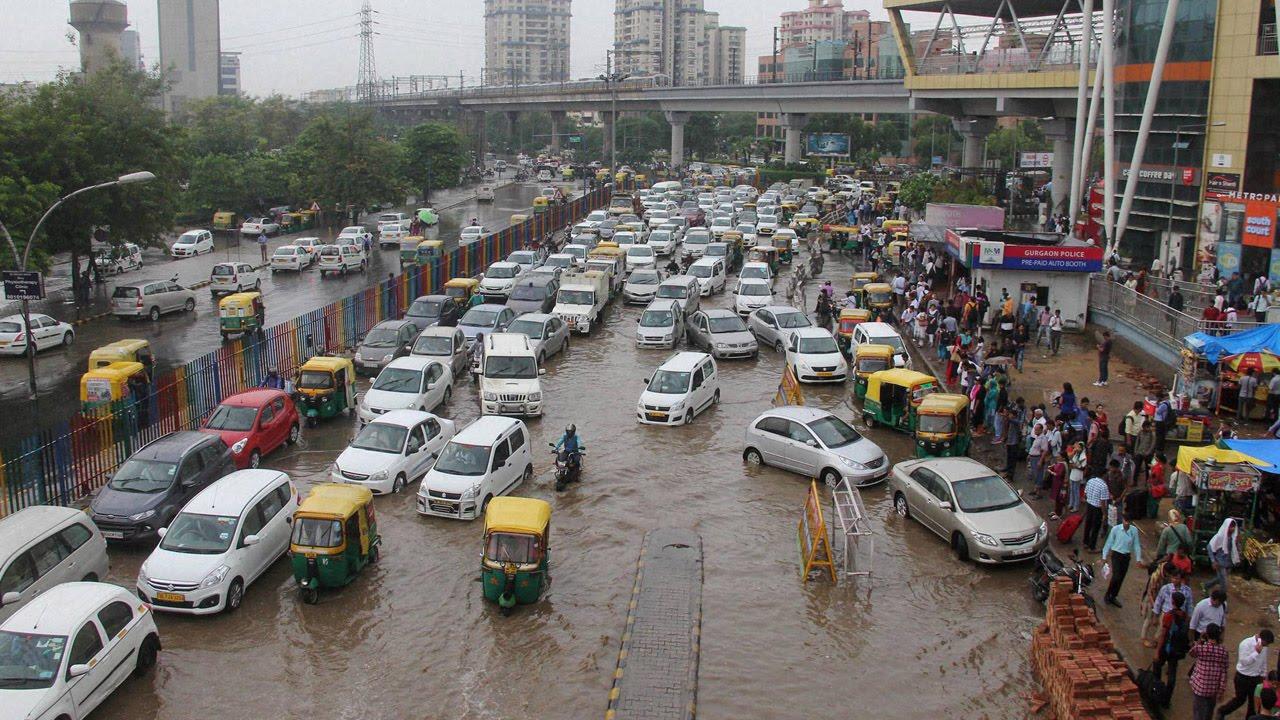 Image result for uttar pradesh rains