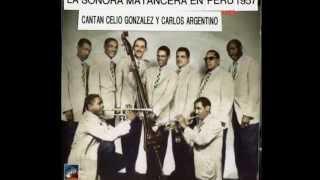 Sonora Matancera en Lima,Peru.......Ano 1957