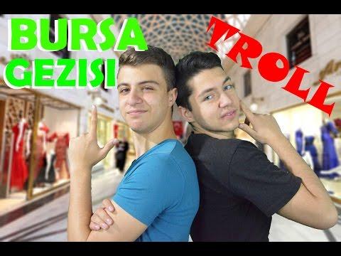 Bursa'da Gezilecek Yerler (Komik Videolar) Troll Video