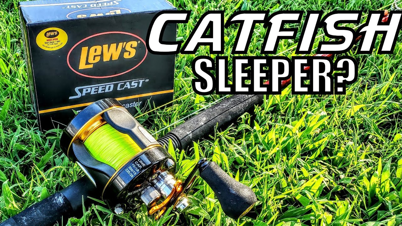 Could this Lews SC600 be the next big hit in Catfishing?