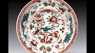 Picture Collection Of Rare & Beautiful Ancient Chinese Porcelain Plates