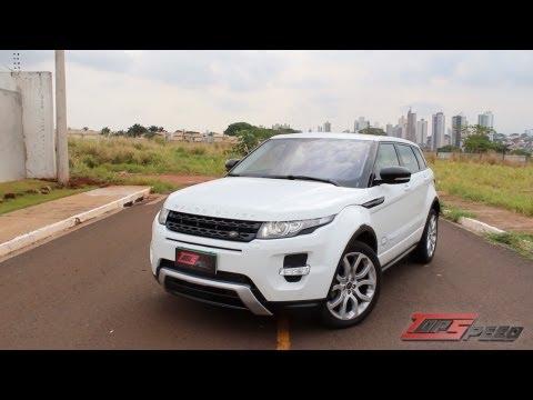 Avaliação Range Rover Evoque Dynamic | Canal Top Speed