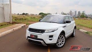 Avaliação Range Rover Evoque Dynamic | Canal Top Speed thumbnail