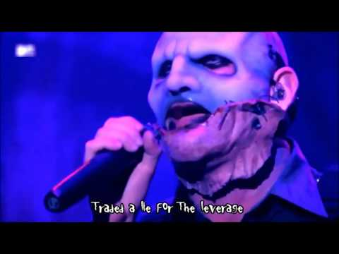 Slipknot - The Devil in I live with lyrics