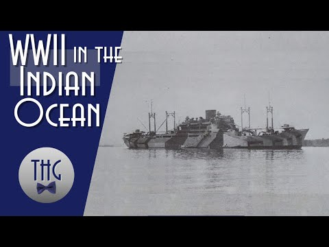 World War II In the Indian Ocean: Ondina and Bengal versus Aikoku and Hōkoku