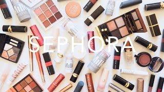 Sephora Makeup Haul | Tom Ford, Fresh, Dior Backstage, Milk Makeup thumbnail