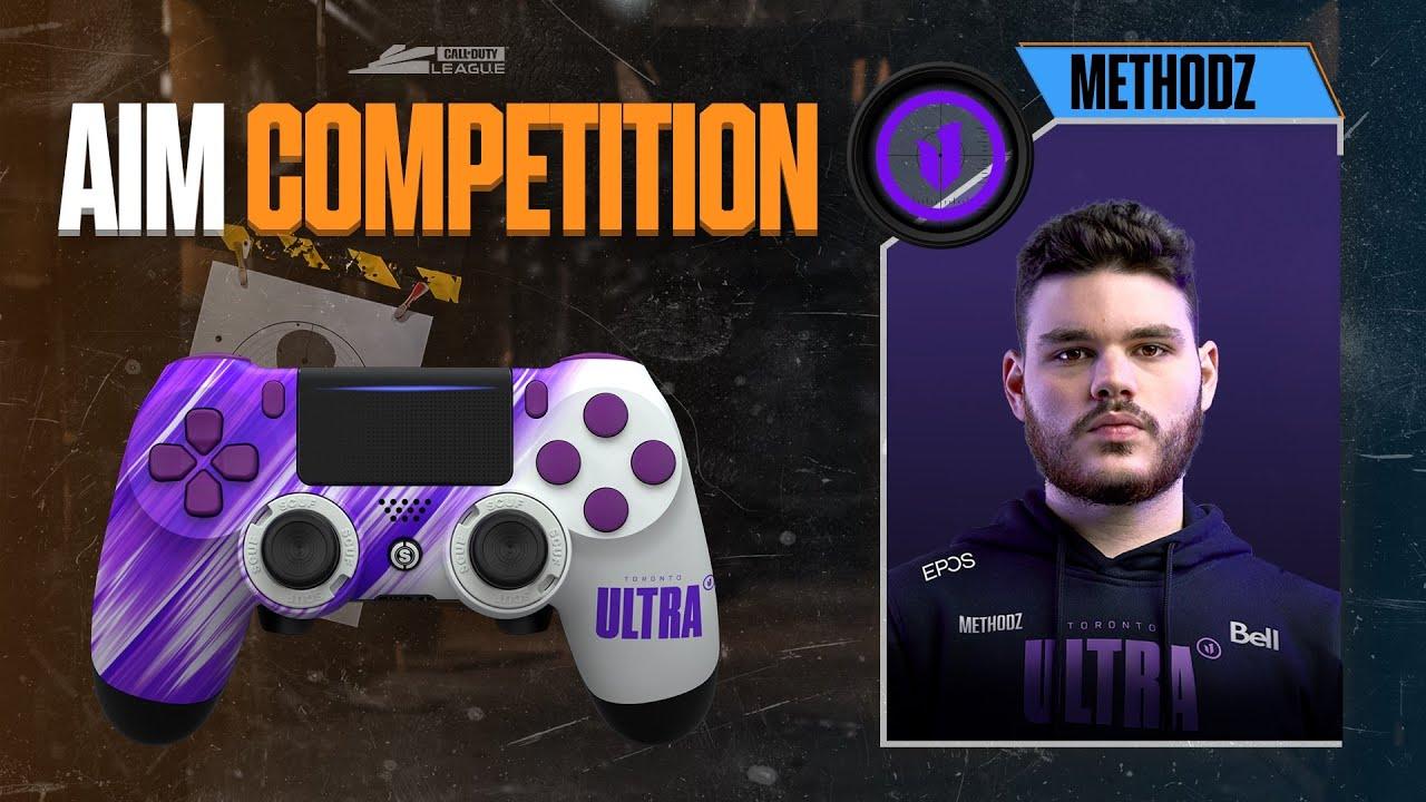 ZINNI for the WINNI?! | Pro Aim Competition Ep. 4 — Methodz