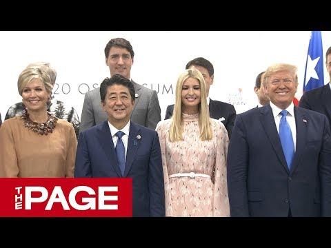 G20大阪サミット2日目 女性のエンパワーメントに関する首脳特別イベント(2019年6月29日)