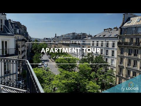 Apartment Tour // Furnished  68m2 in Paris – Ref : 31111210