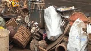 Wachuuzi wa vinyago wapata hasara baada ya vibanda kubomolewa, Westlands