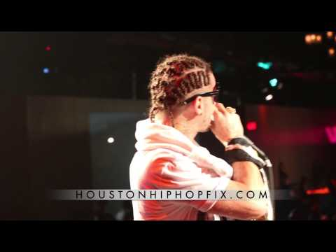 Riff Raff Live Performance in Houston at WareHouse Live