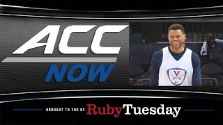 Justin Anderson & Virginia at Full Strength for NCAA Tourney Run | ACC Now