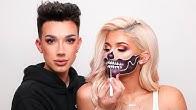 Doing Kylie Jenner's Halloween Makeup