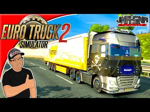 Euro Truck Simulator 2 France Delivery Event #7