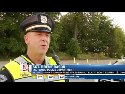 Trotwood Holds Ovi Checkpoint Tonight Kettering Youtube
