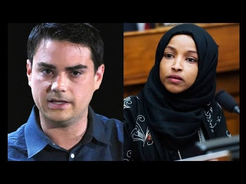 ilhan-omar-shy-away-from-a-question-asked,-see!-ben-shapiro-ripping-response