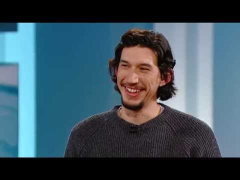Adam Driver: On Shooting Sex Scenes in Girls