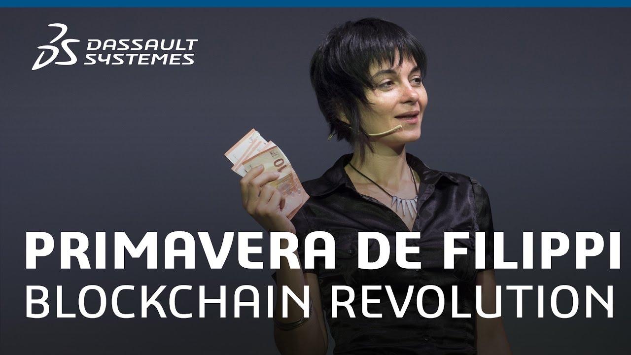 primavera de filippi blockchain revolution meet up dassault