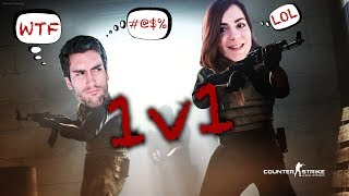 I 1v1'd My Wife in CS:GO