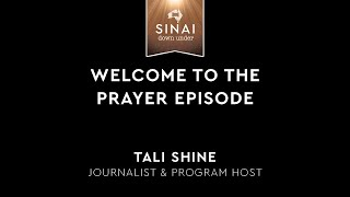 Welcome to the Prayer Episode - Tali Shine