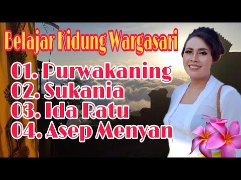 Kidung Kawitan Wargasari Bali Untuk Mengiringi Upacara Dewa Yadnya Oleh Arie Ariati