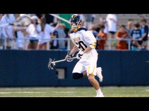 Chris Walker LSM (Georgetown Commit) Senior Highlights