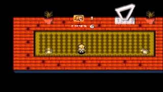 Beetlejuice (NES) Playthrough