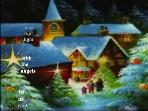 SILENT NIGHT (WITH LYRICS) = ENGELBERT HUMPERDINCK