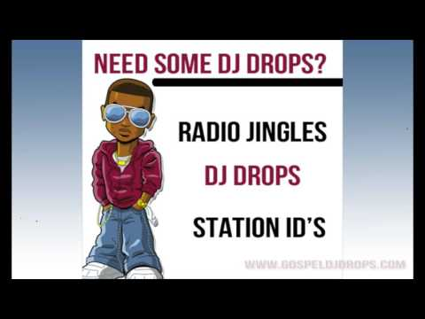 Gospel Dj DRops - Sweepers and Station Id's