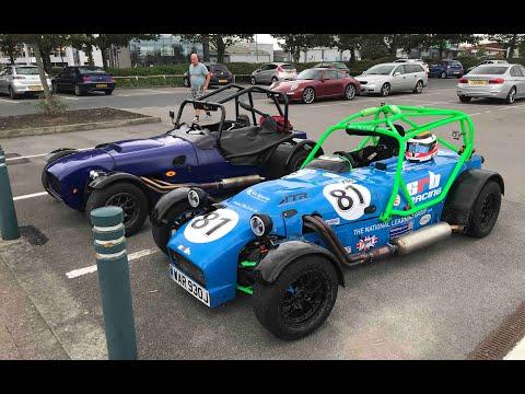 Kit Car MPG Challenge 2019 - MK Indy, Locost, Caterham, Seven, Lotus Seven