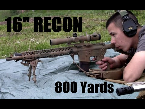 How Far Can YOU Shoot Your AR-15? 500? 800? 1,000 yards